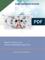 Oftalmologia Clinica