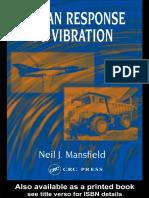 Neil J. Mansfield-Human Response to Vibration-CRC Press (2004)