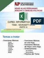 14. Sesion Excel 2007 Parte Iii_2017-1b Derecho
