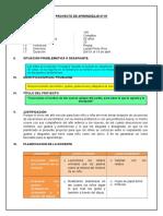Proyectodeaprendizajen01 Conociendomisnuevosamigos 140330174049 Phpapp01