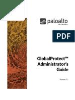 Globalprotect Admin Guide