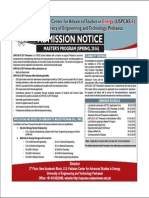 Admission Ad for Web