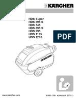 Karcher Manual HDS Super 745 User Manual.pdf