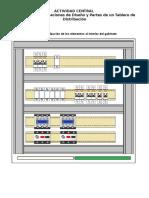 Taller Actividad Central u2 Diseño y elaboracion de tableros de distribucion
