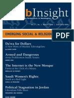 Emerging Social & Religious Trends_Arabinsight25 to Washington