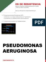 Pseudomonas Auriginosas