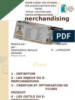 e Merchandising