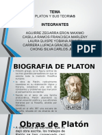 Platon y Sus Obras