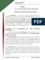 02 Psicobiologia y Subdiciplinas Psicobiologicas