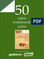 50 de Retete Traditionale Cu Paste Hutto-fragment