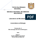 Microbiología del ciclo del nitrógeno