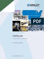 Kraloy Fittings Catalog