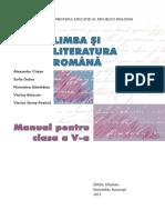 V_Limba Si Literatura Romana