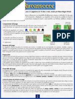 Carcassonne + Expansiones 1 y 2