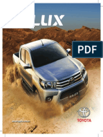 Catalogo New Hilux