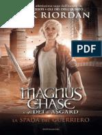 Magnus Chase e Gli Dei Di Asgar - Rick Riordan