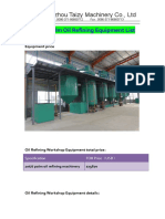 20TPD Oil Refining Equipment list china.pdf