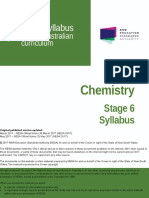 Chemistry Stage 6 Syllabus 2017