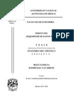 Tesis Mecatrónica