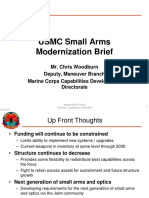 USMC Small Arms Modernization Brief May 2017 (Mr Chris Woodburn).pdf