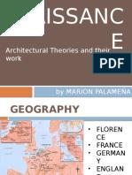 Geograpu Renaissance