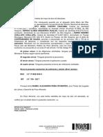 Querella de Aduanas por caso de militares y aduaneros bolivianos. Parte I
