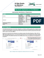 How to Display InduSoft Web Studio Applications on Two Monitors.pdf