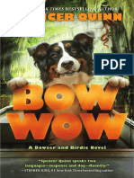BOW WOW by Spencer Quinn (Excerpt)