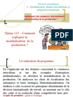 correctionthème 213 - mondialisation de la production.ppt