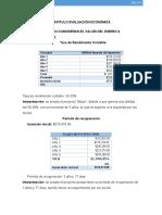 Capitulo Evaluación Económica Cap.5