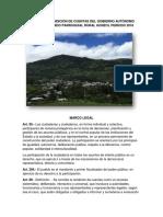 INFORME DE RENDICIÓN DE CUENTAS DEL GOBIERNO AUTÓNOMO DESCENTRALIZADO PARROQUIAL RURAL GONZOL PERIODO 2016.pdf