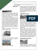 História - Bela Vista de Goiás - Revisada 2017