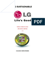 lg sustainable