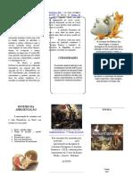 Romantismo No Brasil Folder