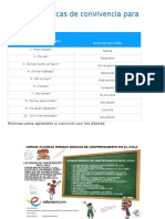 10 Reglas Básicas de Convivencia Para Niños