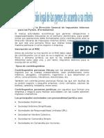 Instrumentación Legal 002