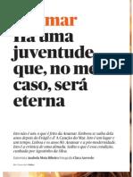 Pública Mag - ANAMAR Interview, by Anabela Mota Ribeiro & photos Clara Azevedo