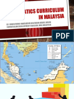20160217 Mathematics curriculum in malaysia.pptx