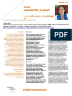 Contribución de RNAs no codificantes a la patología pulmonar de coronavirus