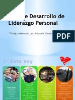 Plan de Desarrollo de Liderazgo Personal