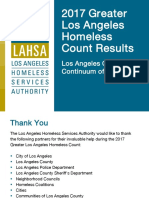 L.A. County Homeless Report 2017