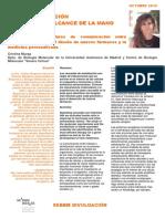 Mecanismos moleculares de comunicación entre células