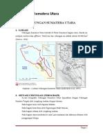 Cekungan Sumatera Utara