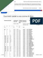 Catalogo Completo SKF Radiali