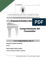 Comportamiento Del Consumidor U. de Pamplona