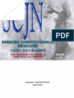 96. DER. CONSTITUCIONAL Felipe Tena Ramirez.pdf