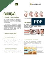 Biologia - aula 11 - apostila-evolucao.pdf