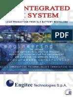 Proceso de Engitec Cx System