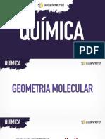 Quimica - Aula 06 - apresentacao-geometria-molecular.pptx