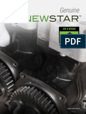 NEWSTAR E8P FOOT VALVE Brake Valves PARALLEL PORTS DUAL CIRCUIT VALVE S-E694
